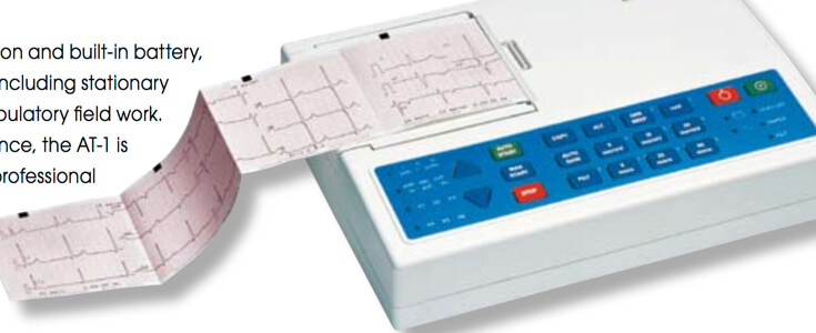 Li-Poly Batteries LP3059135 11.1V 2400mAh for Electrocardiograph