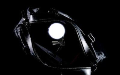 LiPoly Battery 3.7V 500mAh for Handbag Light