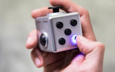 LiPoly Battery 130mAh for Fidget Controller Gadget