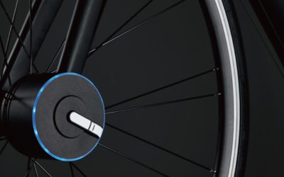 LiPoly Battery LP18650C for Smartest Bike Lock