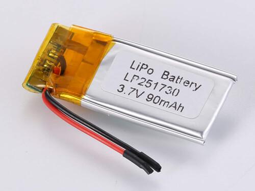 lipoly-battery-LP251730-90mAh