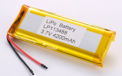 LiPoly Battery LP113488 3.7V 4200mAh