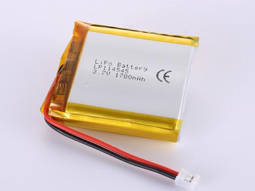 lipoly-battery-LP114545-1700mah