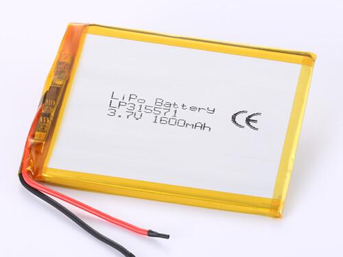 lipoly-battery-LP315571-1600mah