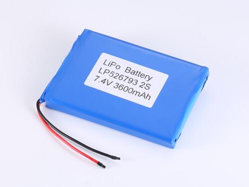 lipoly-battery-LP526793-7.4v-3600mAh