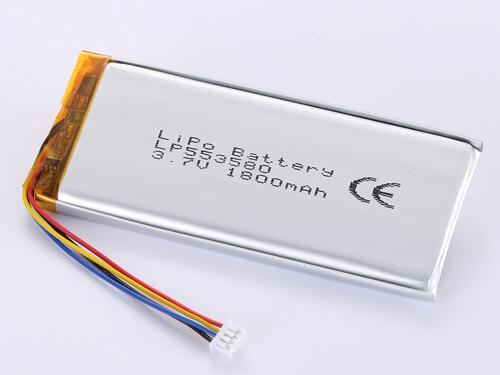 lipoly-battery-LP553580-1800mAh