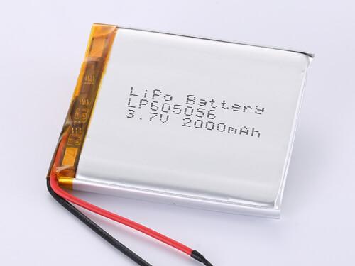 lipoly-battery-LP605056-2000mAh