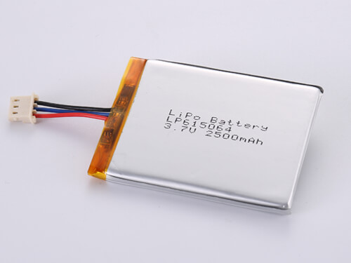 lipoly-battery-LP615064-2500mAh