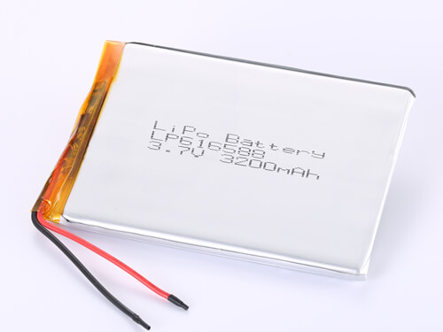 lipoly-battery-LP616588-3200mAh