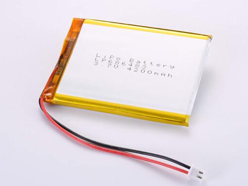 lipoly-battery-LP686483-4200mah