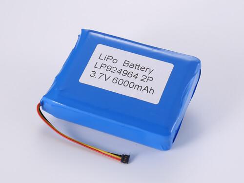 lipoly-battery-LP924964-2P-6000mAh