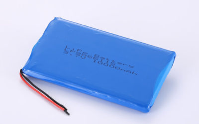 LiPoly Battery LP9866115 3.7V 10000mAh