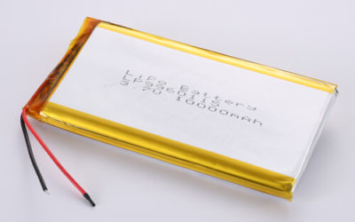 LiPoly Battery LP9960115 3.7V 10000mAh
