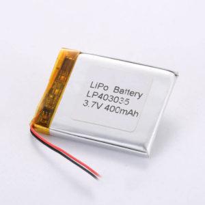 LiPoly-Battery-LP403035-3.7V-400mA