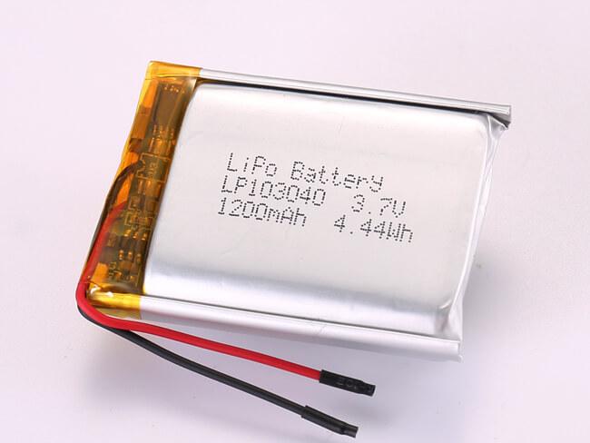 LiPoly-Battery-LP103040-1200mAh