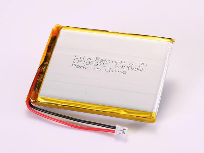 LiPoly-Battery-LP105878-5400mAh-JST-PHR-2