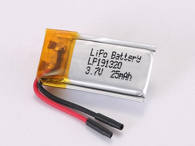 LiPoly-Battery-LP191320-25mAh