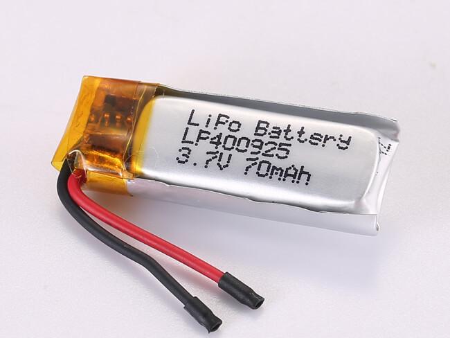 LiPoly-Battery-LP400925-70mAh
