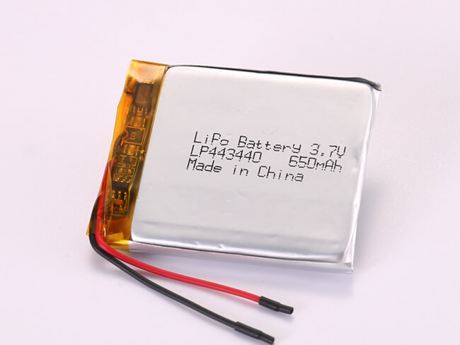 LiPoly-Battery-LP443440-650mAh