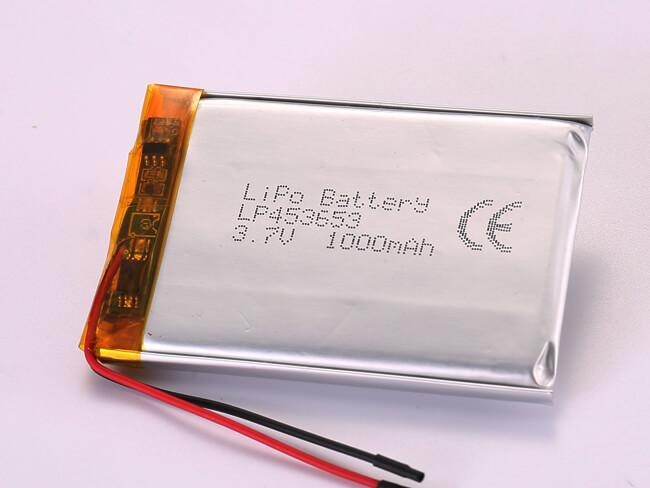 LiPoly-Battery-LP453653-1000mAh
