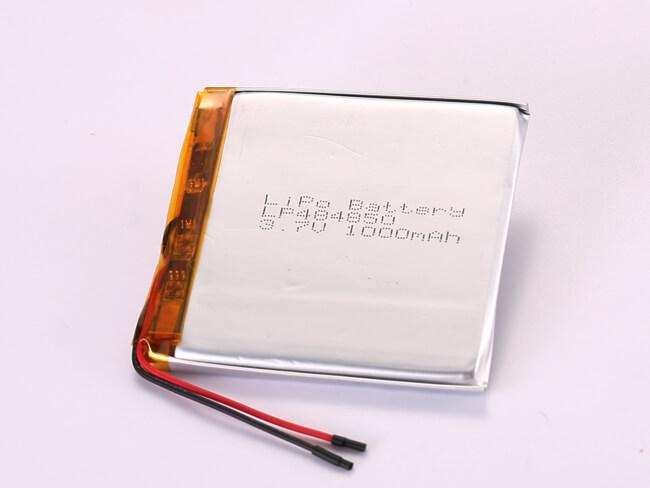 LiPoly-Battery-LP484850-1000mAh
