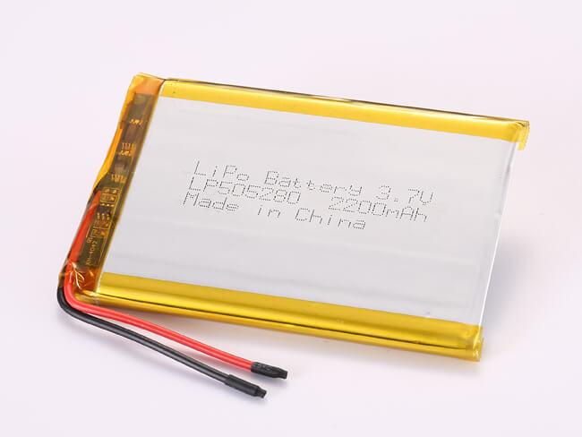 LiPoly-Battery-LP505280-2200mAh