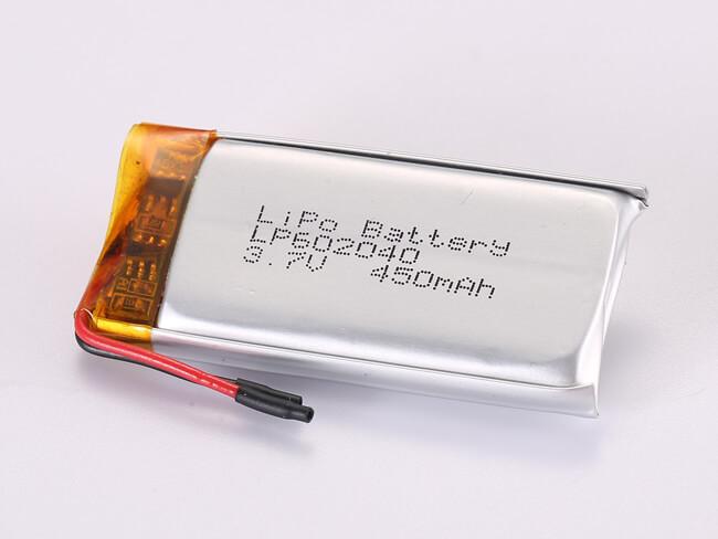 LiPoly-Battery-LP602040-450mAh