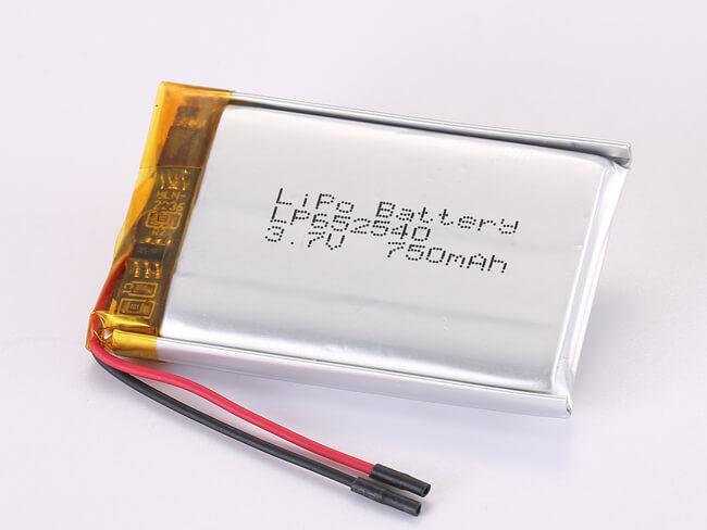 LiPoly-Battery-LP652540-750mAh