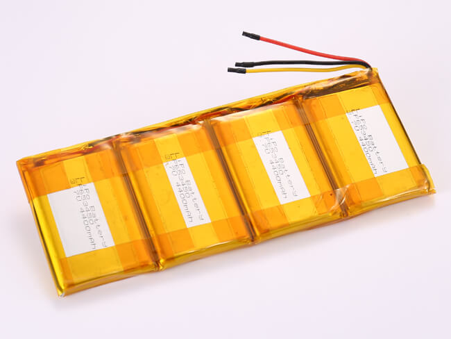 LiPoly-Battery-LP653450-4P-4400mAh-NTC