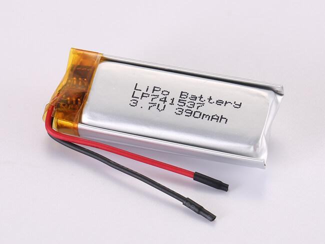 LiPoly-Battery-LP741537-390mAh