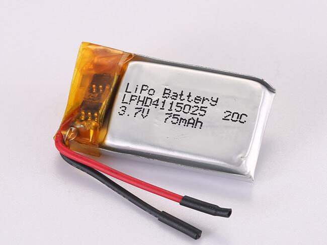 LiPoly-Battery-LPHD4115025-75mAh